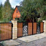 Ako postaviť múr z plotových tvaroviek