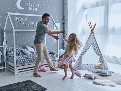 Pomôžeme vám zariadiť detskú izbu ako z rozprávky!