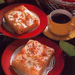 jablkovy kolac s mandlovym kremom