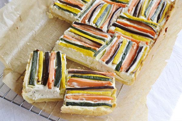 jedinecny zeleninovy kolac