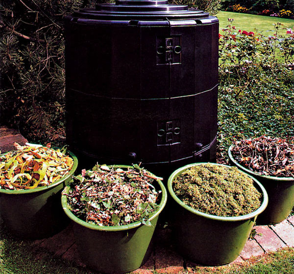 klasicky kompost alebo termokomposter