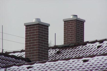 Kontrola komína po zime
