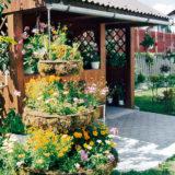 Kvetinový stojan
