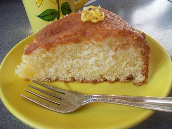 lahky citronovy kolacik