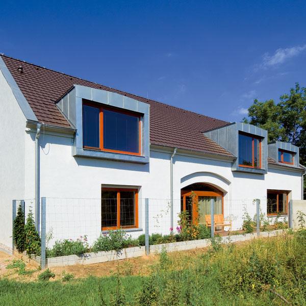moderny dom zo starej stodoly