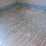 Montáž podlahového vykurovania