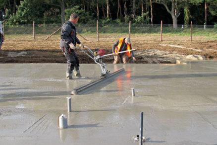 na co treba dbat pred betonazou