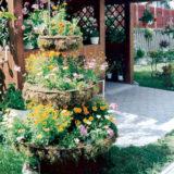 navod na vyrobu stojana na kvety