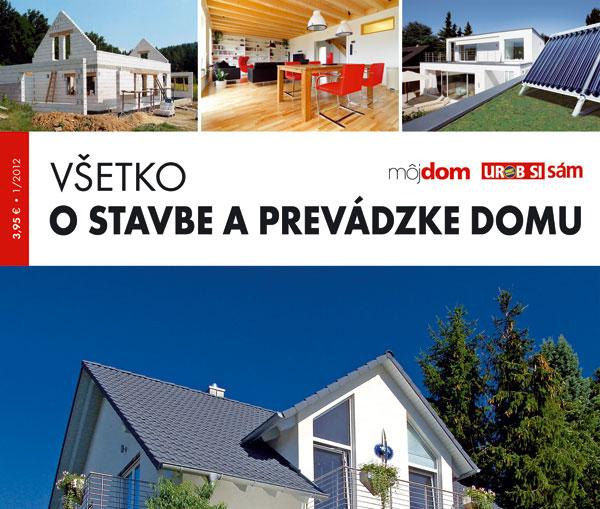 nova kniha v predaji vsetko o stavbe a prevadzke domu