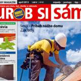 Nové číslo hobby magazínu Urob si sám 04/2012 už v predaji