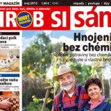 nove cislo hobby magazinu urob si sam 05 2012 uz v predaji spolu s darcekom