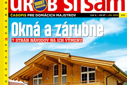 nove cislo hobby magazinu urob si sam 07 2012 uz v predaji