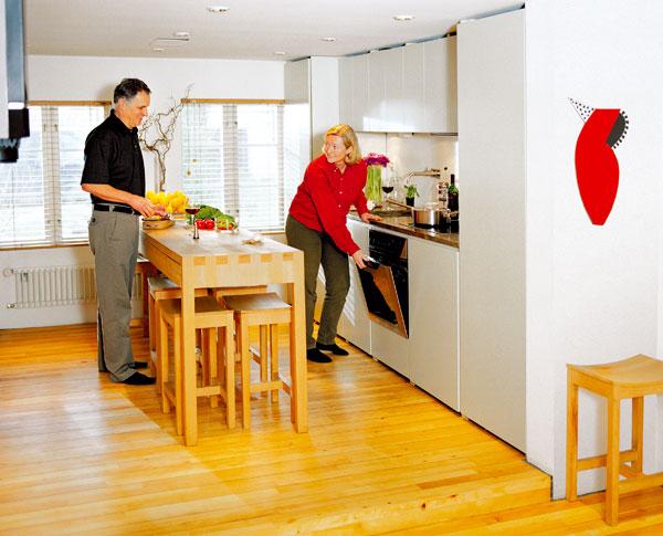 obnovte si drevenu podlahu ako profesional