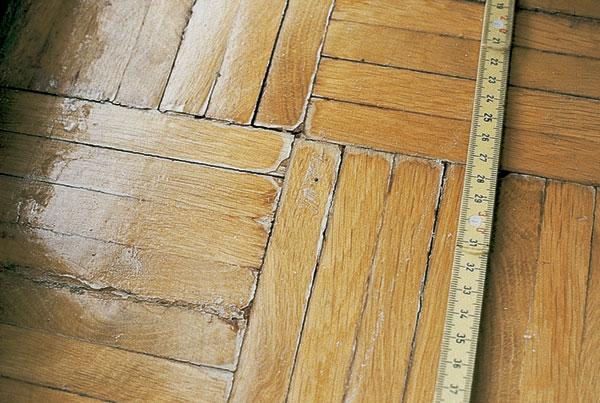 oprava alebo vymena podlahy