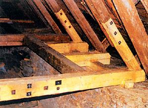 oprava drevenych konstrukcii