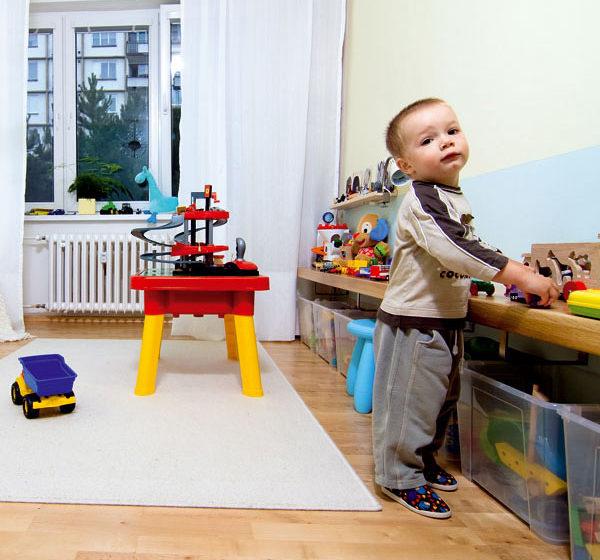 petkova prva detska izba