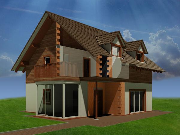 postav dom s leierom a usetri