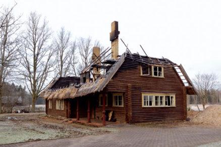Požiarna bezpečnosť domu