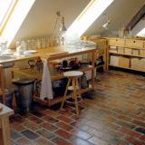 Prírodný dizajn v kuchyni