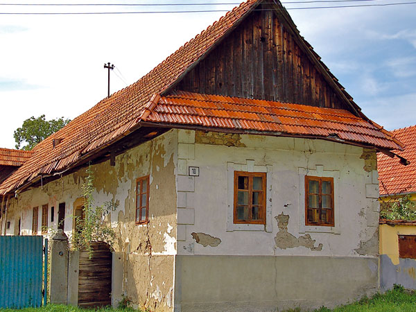 prva pomoc staremu domu v piatich krokoch
