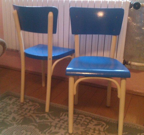 Renovácia starej stoličky