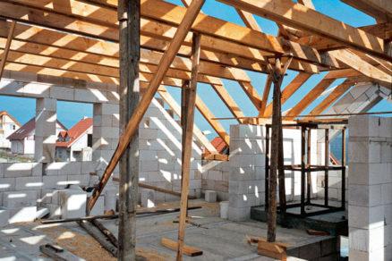 Rodinný dom svojpomocne (4.časť): Strecha