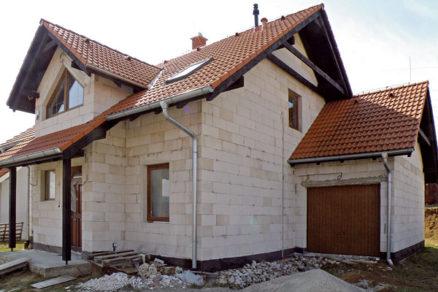 rodinny dom svojpomocne 5.cast fasada