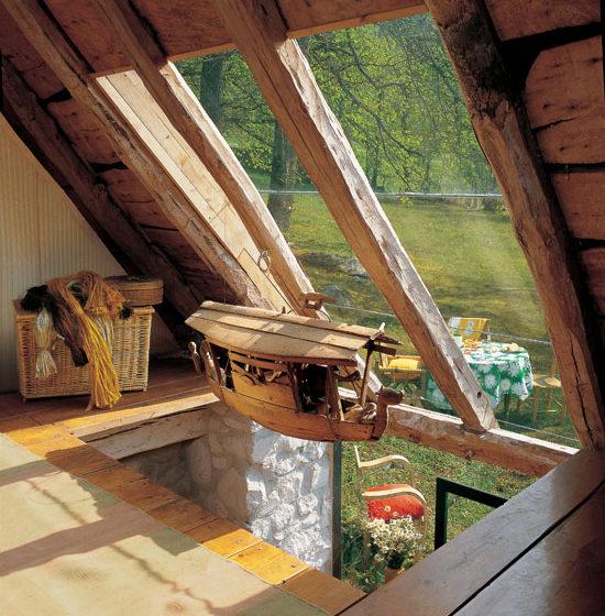 romantika pod sikmou strechou