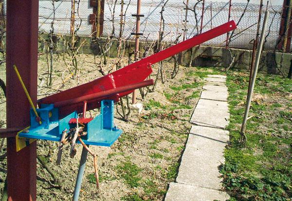 sekac na zahradny bioodpad
