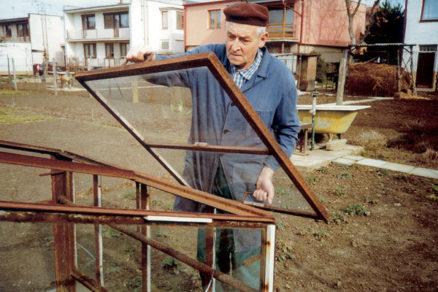 Skleník so snímateľnou strechou
