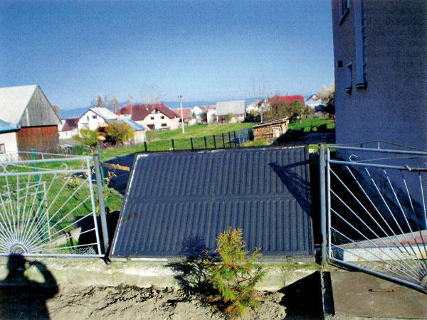 solarne kolektory