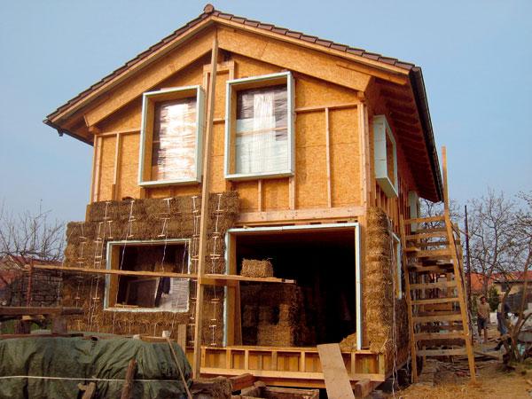 stavby z dreva