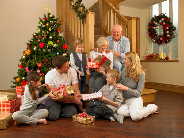stedre vianoce so stavebnym sporenim