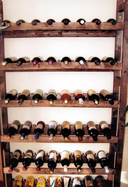 stojan na vino