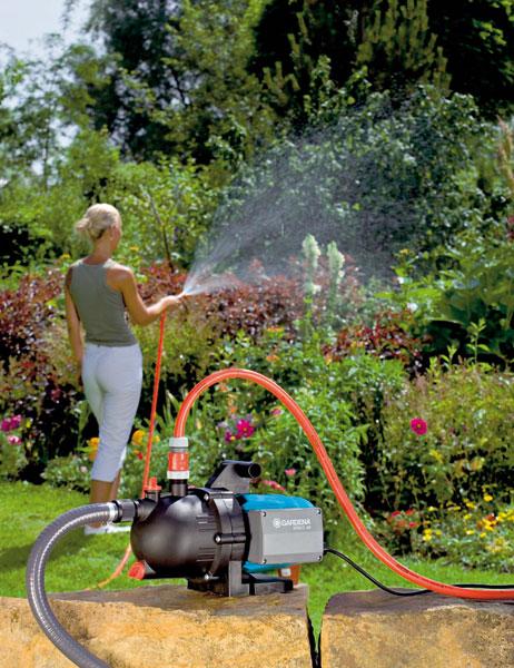 stroje a zariadenia na zavlazovanie zahrady