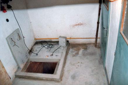 studna v dome