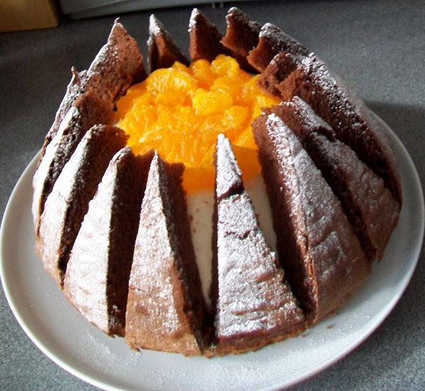 svieza tvarohovo mandarinkova torta