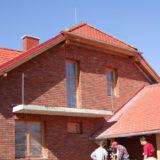 Tehlové obkladové pásiky TERCA a PANNINGEN – originálna fasáda domu