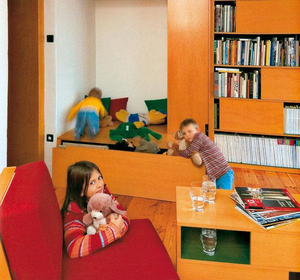 Úložné priestory v byte (2. časť)