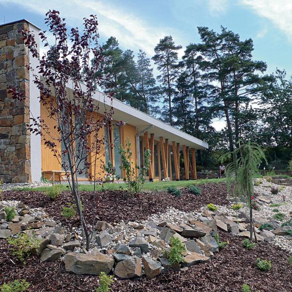 vidiecky dom pre 21. storocie