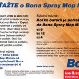 vysledky sutaze o bona spray mop motion