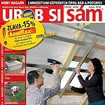 Vyšlo nové číslo časopisu Urob si sám 3/2010
