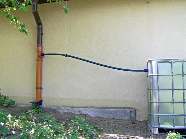 zberac dazdovej vody